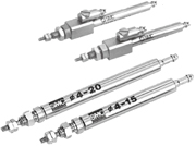 Standard Air Cylinders (Round Type) CJ1 series