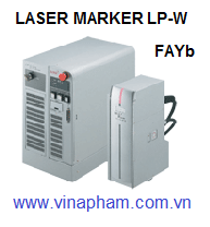 Laser Marker Panasonic for Semiconductor Packages LP-W052U FAYb Máy khắc laser Panasonic